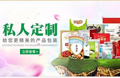 深圳市永信海包装制品有限公司网站制作案例